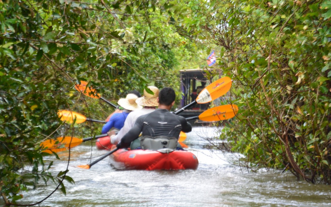 The Sangke River Kayak
