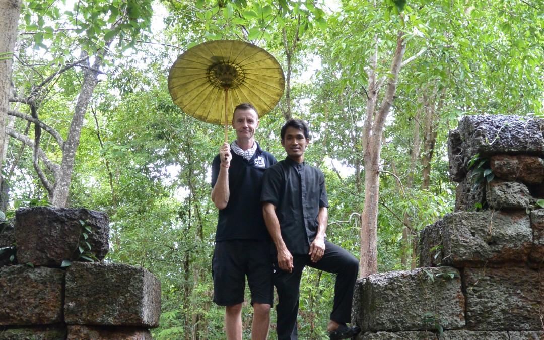 Route 66 An Angkorian Adventure
